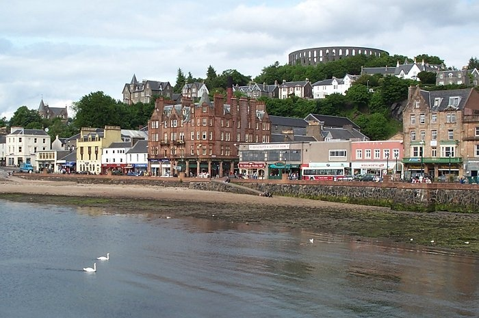 George Stret and McCaig's Tower